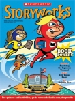 Storyworks Mag Cover