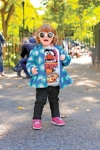 a little human of New York from Brandon Stanton's blog